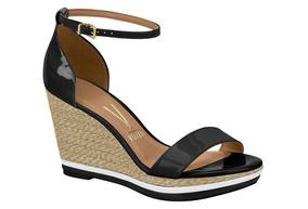 f882963978 Sandalia Anabela Vizzano 2012 Vero Feminino Plataforma - Sapatos para  Feminino em Rio Grande do Sul no Mercado Livre Brasil