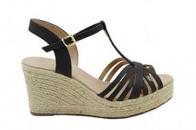 40fd14cf33 Sandalia Mariotta Plataforma - Sapatos no Mercado Livre Brasil