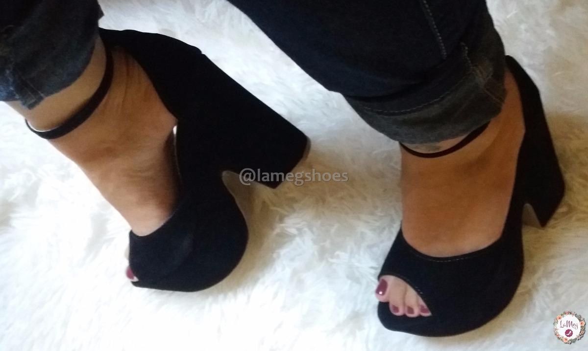 a20aa9797f sandália anabela plataforma feminino inspiração moda 404. Carregando zoom.