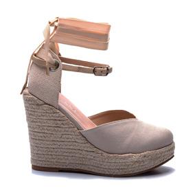 109fcd5420 Sandalia Fita De Cetim Preta Para Amarrar - Sapatos no Mercado Livre Brasil