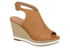 617934a064 Anabela Azul Vizzano - Sapatos no Mercado Livre Brasil