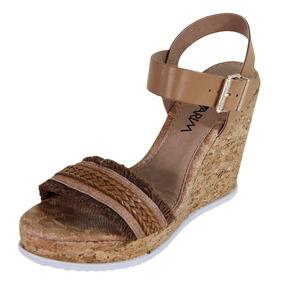 c7242ad0f7 Sandalias Anabela Ramarim Feminino - Sapatos no Mercado Livre Brasil