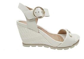 0d262ade0 Sandália Da Ramarim Total Comfort Rasteirinhas Feminino - Sapatos ...