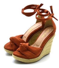 93d442eb3c Sapato Ferrugem Feminino Sandalias - Sapatos no Mercado Livre Brasil