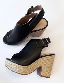 04d45f133 Sandália Anabela Suzana Santos - Sapatos com o Melhores Preços no Mercado  Livre Brasil