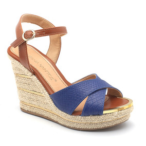 31c2d8fd7 Sandalia Suzana Santos - Sapatos com o Melhores Preços no Mercado Livre  Brasil