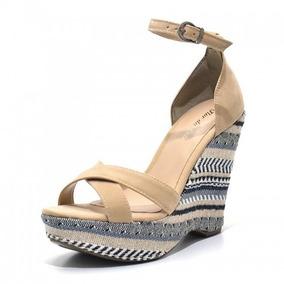8be5e4010 Antonelly Sandalia Plataforma Tiras 044 Feminino - Calçados, Roupas e  Bolsas no Mercado Livre Brasil