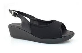 5161815a6 Sandália Anabela Usaflex Clovis Calçados - Sapatos com o Melhores Preços no  Mercado Livre Brasil