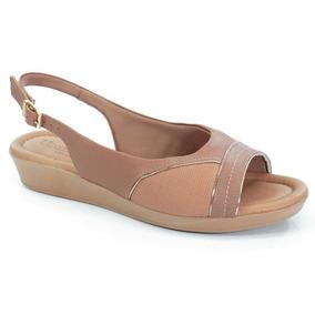 246fc945b Mochador Para Caprinos Anabela Usaflex - Sapatos no Mercado Livre Brasil