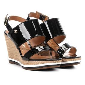 a72271b616 Sandalia Florida Tipo Anabela Vizzano - Sapatos no Mercado Livre Brasil