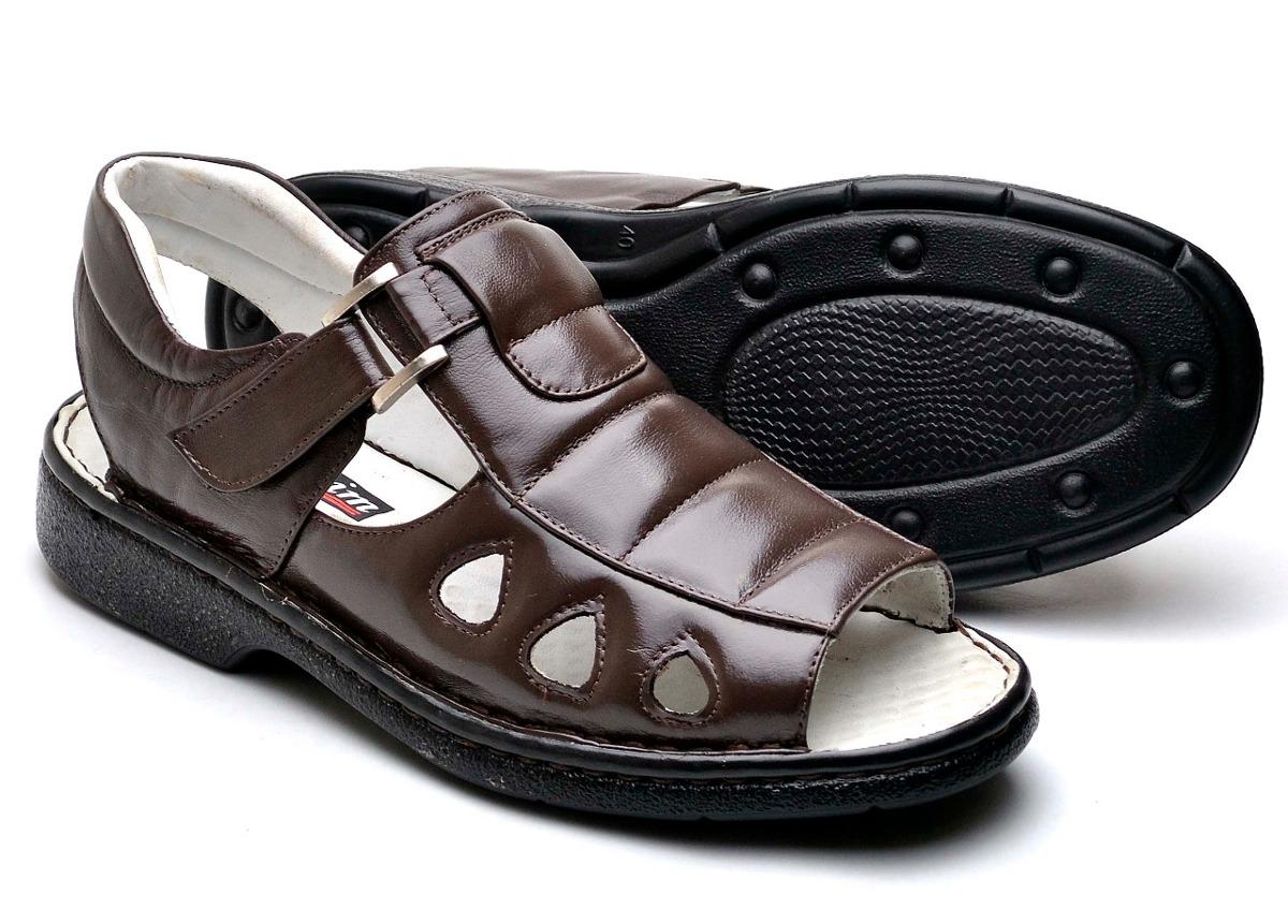 fb30ab49e1 sandália antistress ortopédica masculino chinelo sapato cour. Carregando  zoom.