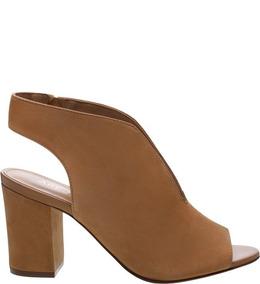 170c9c637 Sandália De Franjas Arezzo Com Salto Bloco Tam. 36 - Sapatos com o ...