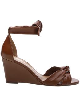 ca6a79438 Sandalia Plataforma Arezzo Feminino Tamanho 35 - Sapatos 35 com o Melhores  Preços no Mercado Livre Brasil