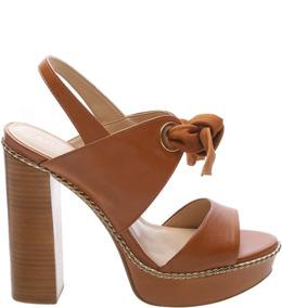 a7e75e670 Sandalia Arezzo Salto Bloco Feminino Outras Marcas - Sapatos no ...