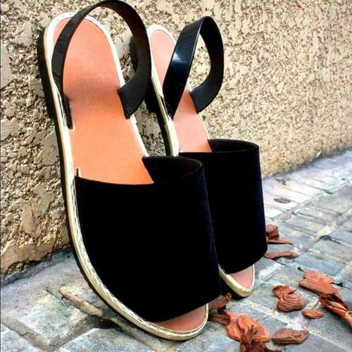sandalia avarca