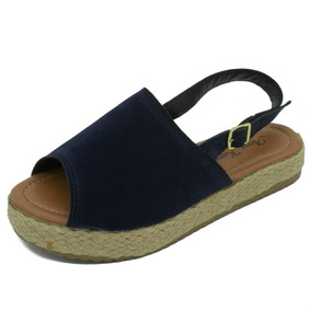 df8701c4d Sandalia Plataforma Sapatos - Calçados, Roupas e Bolsas Azul no ...