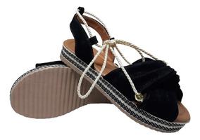 7ae95754d8883 Sandalia Plataforma Corda - Calçados, Roupas e Bolsas com o Melhores ...