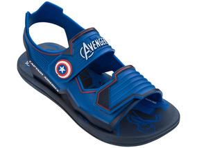5d3371f16 Sandalia Grendene Hulk - Sapatos com o Melhores Preços no Mercado Livre  Brasil