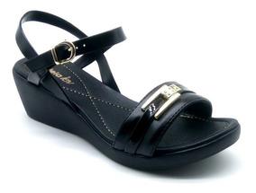 24530df7e Sapato Azaleia Salto Anabela - Sapatos com o Melhores Preços no ...