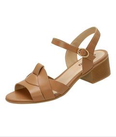 25b484f77 Sandalia Azaleia Lev Feminino - Sapatos com o Melhores Preços no ...
