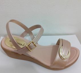2a768ff9a Sandalia Azaleia Anabela - Sapatos no Mercado Livre Brasil