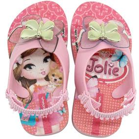 9e0b0f722a Sandalia Feminina Infantil Borracha - Calçados