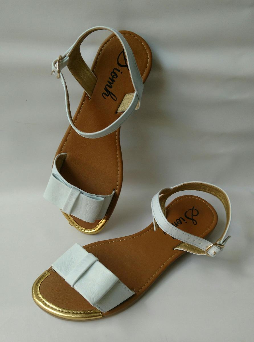 c98e9700f6a sandalia bajita dama blanca zapatos de moda envio gratis. Cargando zoom.