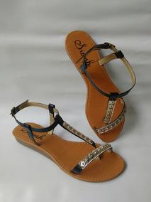 Bajita Zapatos Mujeres Dama Sandalia Envio Gratis Negra Moda xrCeWQdBo