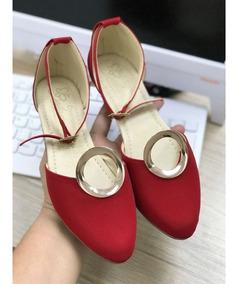 Sandalia Estilo En Elegantes Zapatos Mujer Planos Para Y dxeWCBor