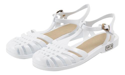 sandalia balli blanco