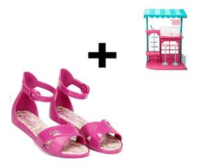 28dc97214 Sandalia Barbie Grendene - Sandálias e Chinelos Sandálias Grendene com o  Melhores Preços no Mercado Livre Brasil