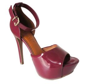 707ee133db Sandalia Bebece Vermelha - Calçados