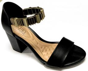 2f23c200ec Sandalias Femininas Anabela Fechada Atrás - Sapatos com o Melhores Preços  no Mercado Livre Brasil
