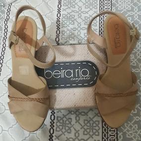 d532a028d Sandalia Comfort Flex Beira Rio - Calçados, Roupas e Bolsas no ...