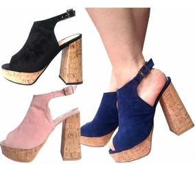 Azul Marino Mujer Ojotas Sandalias Zapatos Nazareno De Y mN8vnw0