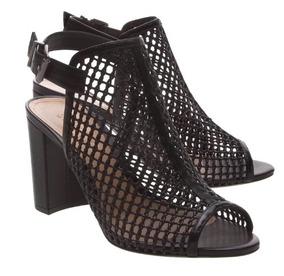 fcf8a7361 Sandalias Salto Grosso Schutz Feminino - Sapatos no Mercado Livre Brasil