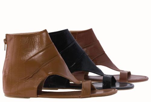 sandalia calzado chatita x3 $230 c/u x mayor