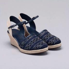 ad048b345f Espadrille Capodarte - Sapatos no Mercado Livre Brasil