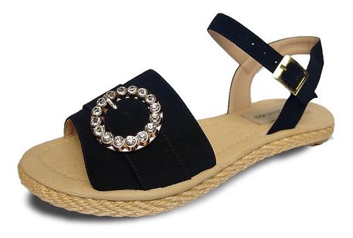 sandalia casual dama