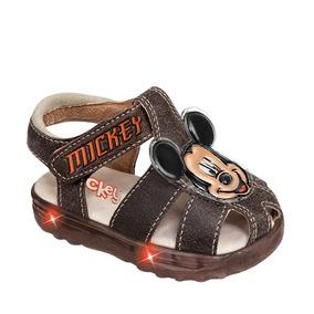 17f3468a Zapato De Niña Escolar Mickey De Piel Charol Negro 22.5 A 27. 2 vendidos ·  Sandalia Casual Traba T Mickey 2355 Cafe Con Luces San 68229