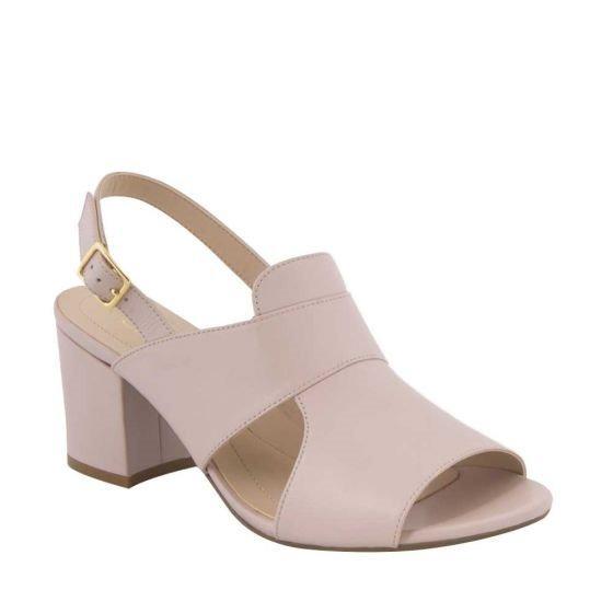 Color Dama Piel De Vicenza Pink Para Ws17827 Sandalia Casual 00 n0Nvm8w