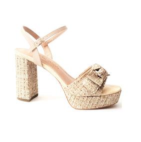 8f5fbaff7 Sandalia Cecconello Poa Preto Feminino - Calçados, Roupas e Bolsas com o  Melhores Preços no Mercado Livre Brasil