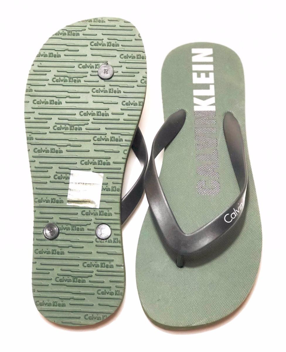 e504c56705 sandália chinelo calvin klein importado 100%original. Carregando zoom.