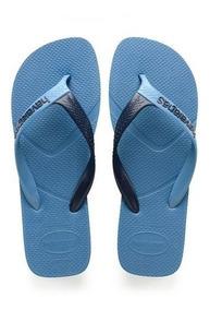 be24efa74bcbd0 Sandalia Chinelo Casual 4103276 - Havaianas - Azul Aço/marin