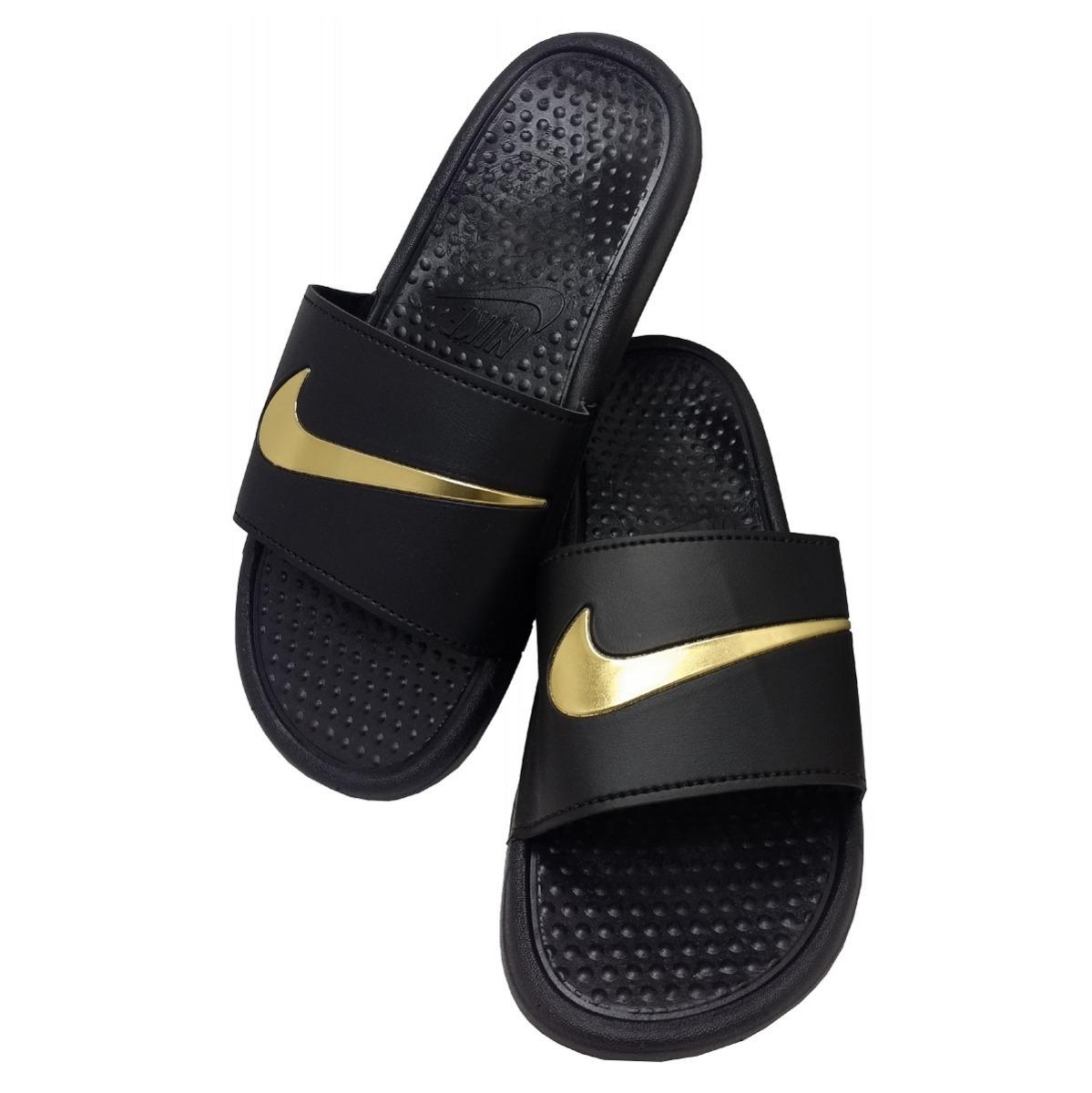d3756d526 sandália chinelo unissex nike solarsoft slide kit 3 pares. Carregando zoom.