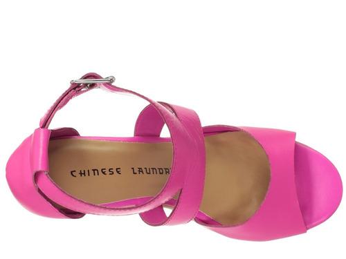 sandalia chinese laundry - ocean avenue