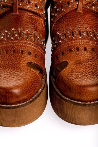 sandalia clara barcelo de pe a pa