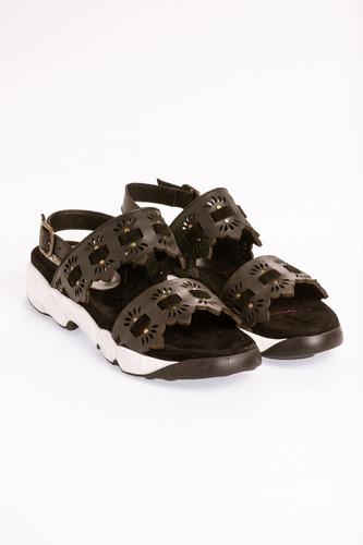 sandalia clara barcelo sneaker er queriendo