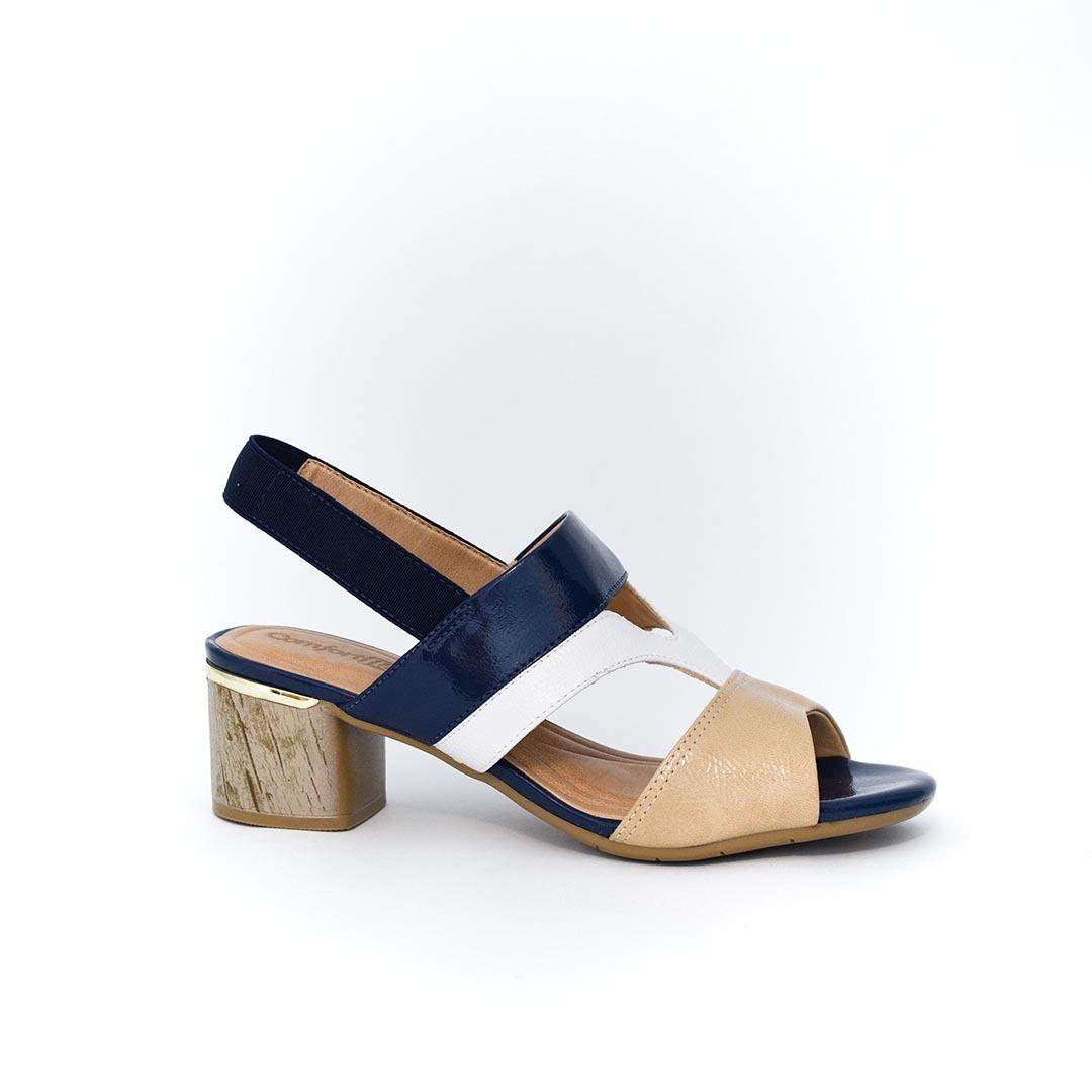 352478b8be sandália comfortflex 1852404 coleçãoverão2019 islen calçados. Carregando  zoom.