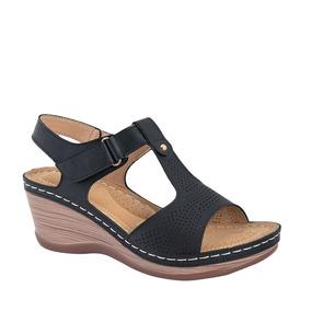 053ddde7 Zapatos Super Suaves Dama - Sandalias y Ojotas de Mujer Negro en Mercado  Libre México